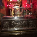 3)Relics of St. Gregory Palamas