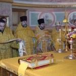 14)Престольный праздник в соборе, 2011