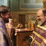 39)После награждения с вл. Иоанном